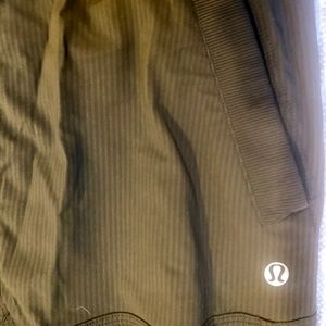 Lululemon Fatigue Green Studio pants NWT 10